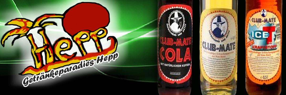 Getränkeparadies Hepp vormals Ilses Getränkeparadies, Ihr ...